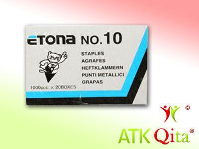 ISI STAPLES NO 10 ETONA