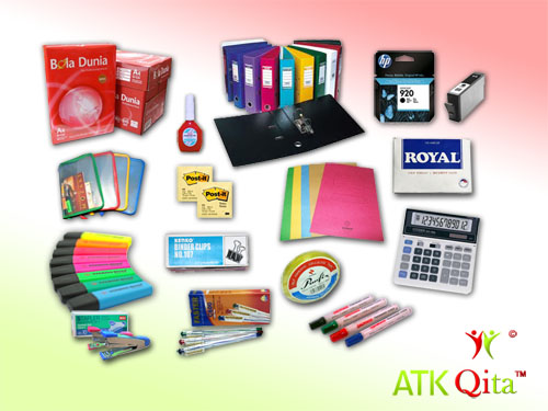 Alat tulis kantor ( atk ) murah di Jakarta, Stationery & Peralatan Kantor