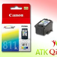 TINTA Printer CANON 811 COLOUR