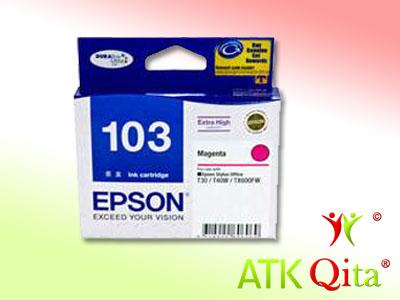 TINTA Printer EPSON T103 COLOUR