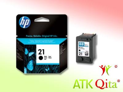 TINTA Printer HP 21 (9351A) BLACK