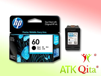 TINTA Printer HP 60 (2566) BLACK
