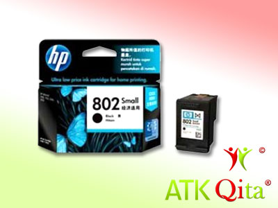 TINTA HP 802 BLACK