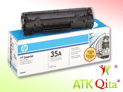 TONER PRINTER HP CB435A BLACK (P1006)