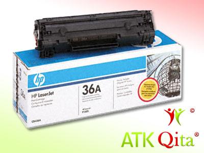 TONER PRINTER HP CB436A BLACK (36A)