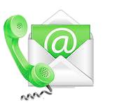 Telephone & E-mail, Alat Tulis Kantor ATKQita.com
