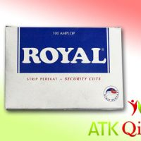 Amplop Putih Royal