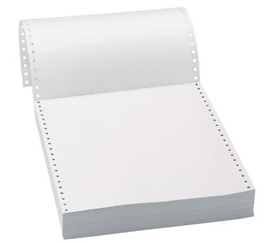 Continuous Form Paper, 1 Ply, Termurah