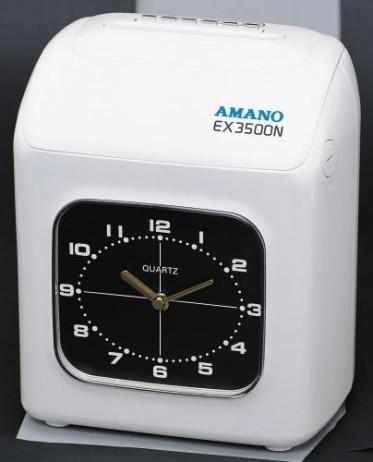 Mesin Absensi AMANO EX3500N