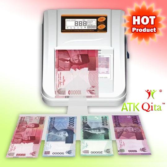 Mesin Pendeteksi Uang Palsu dan Penghitung Uang Dynamic 630ID