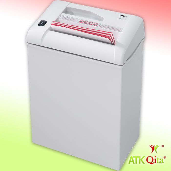 Mesin Penghancur Kertas Paper Shredder IDEAL 2240