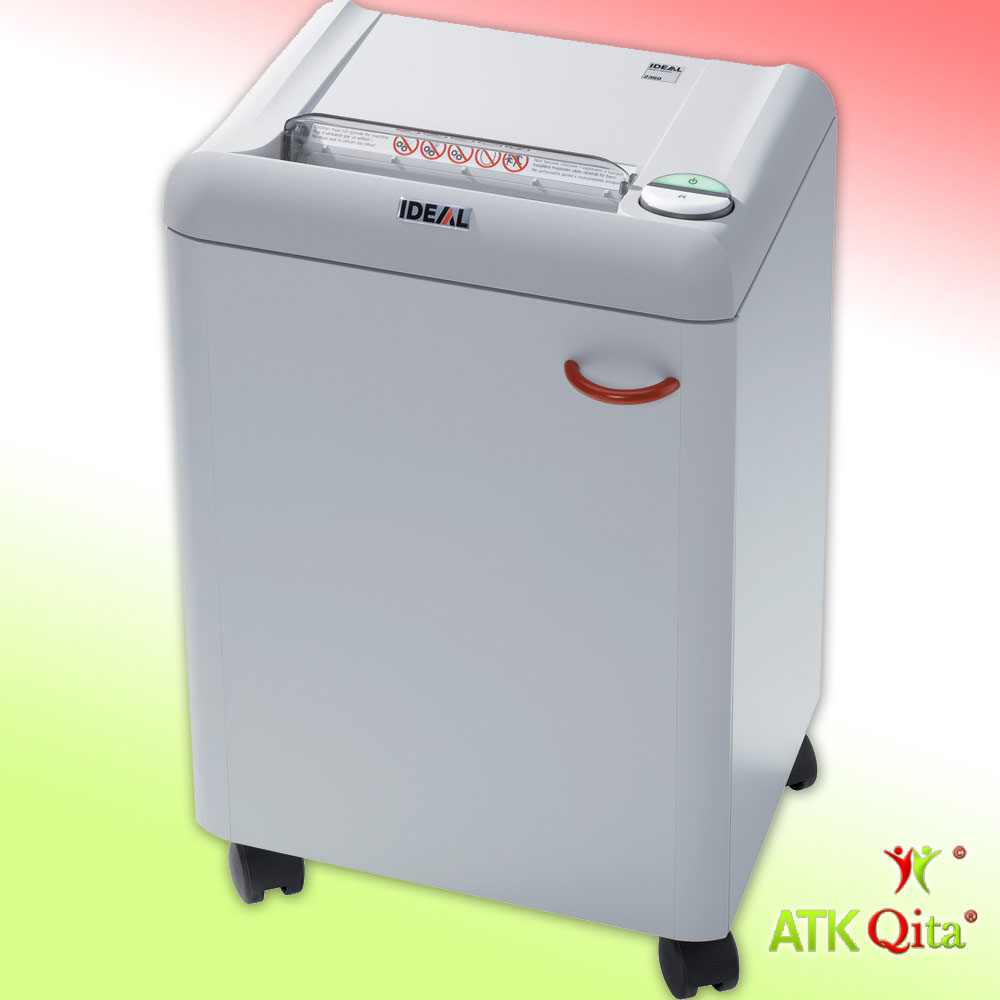 Mesin Penghancur Kertas Paper Shredder IDEAL 2360