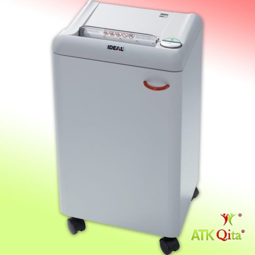 Mesin Penghancur Kertas Paper Shredder IDEAL 2404