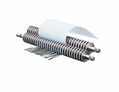 IDEAL 2445 Solid Steel Strip Cutting Shafts