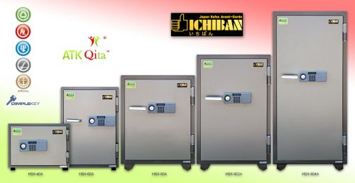 Brankas Ichiban Digital Safe HSX All Products