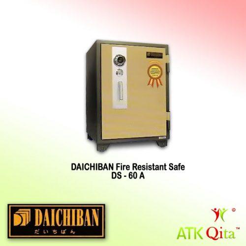 Brankas DAICHIBAN DS-60A Tahan Api dengan Alarm