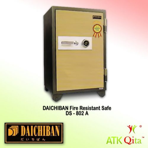 Brankas Daichiban DS-802A Tahan Api