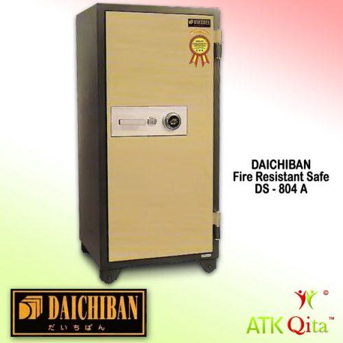 Brankas DAICHIBAN DS-804A Tahan Api dengan Alarm