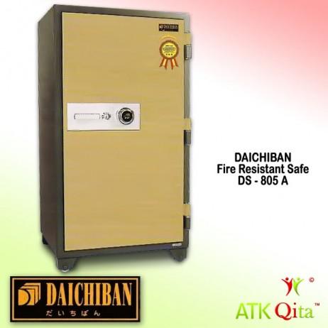 Brankas Daichiban DS-805A Tahan Api dengan Alarm