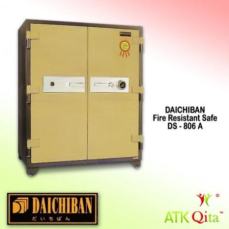 Brankas DAICHIBAN DS-806A Tahan Api dengan Alarm