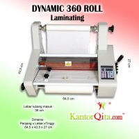 Mesin Laminating DYNAMIC 360 Roll
