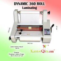 Mesin Laminating DYNAMIC 360 Roll