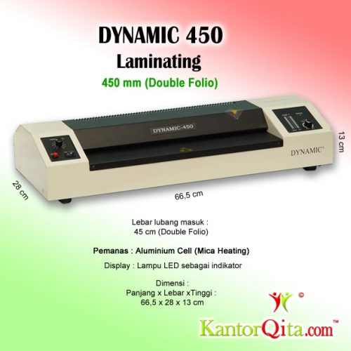 Mesin Laminating DYNAMIC 450