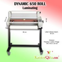Mesin Laminating DYNAMIC 650 Roll