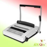 Mesin Jilid Binding Kawat dan Plastik GEMET 308D ukuran A4 - ATKQita.com