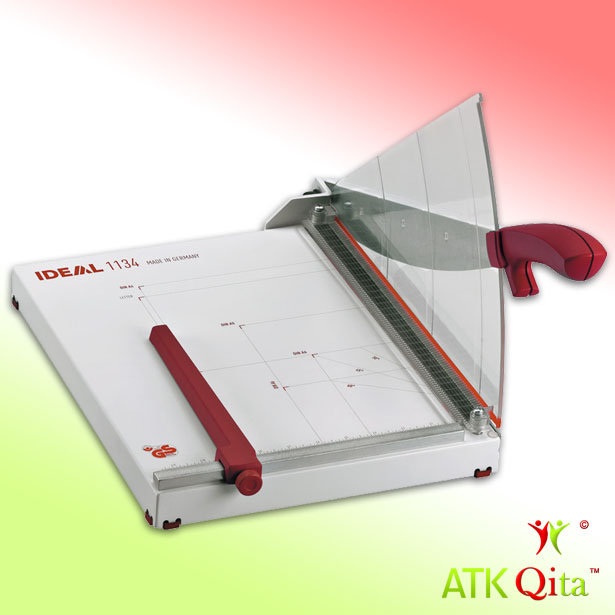 Mesin Alat Pemotong Kertas Paper Cutter Trimmer IDEAL 1134