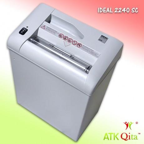 Mesin Penghancur Kertas Paper Shredder IDEAL 2240 SC