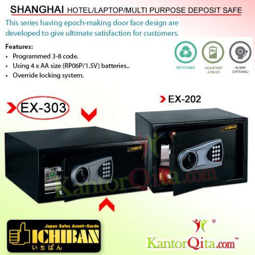 Safe Deposit Box ICHIBAN EX-303 Shanghai