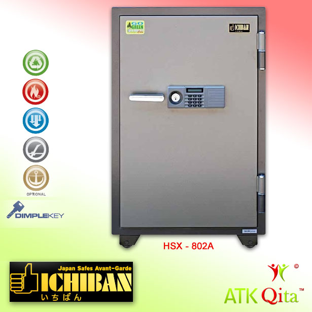 Brankas ICHIBAN HSX-802A