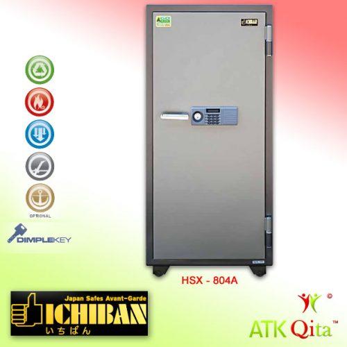 Brankas ICHIBAN HSX-804A Digital Tahan Api