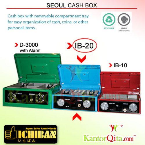 Cash Box ICHIBAN IB-20 Seoul Cash Box