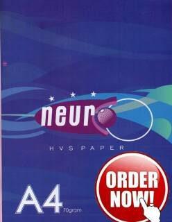 Kertas Neuro A4 70gram