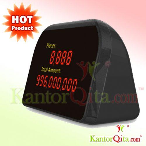 Mesin Hitung Deteksi Uang Palsu PRIME DYNAMIC 996 Display External