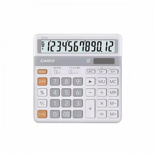 Casio DH-20 Kalkulator Kantor
