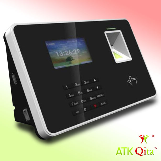 Mesin Absensi Sidik Jari Finger Print TimeTronic FP2600