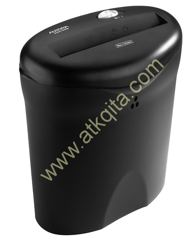 mesin-penghancur-kertas-paper-shredder-aurora-as-618-sb